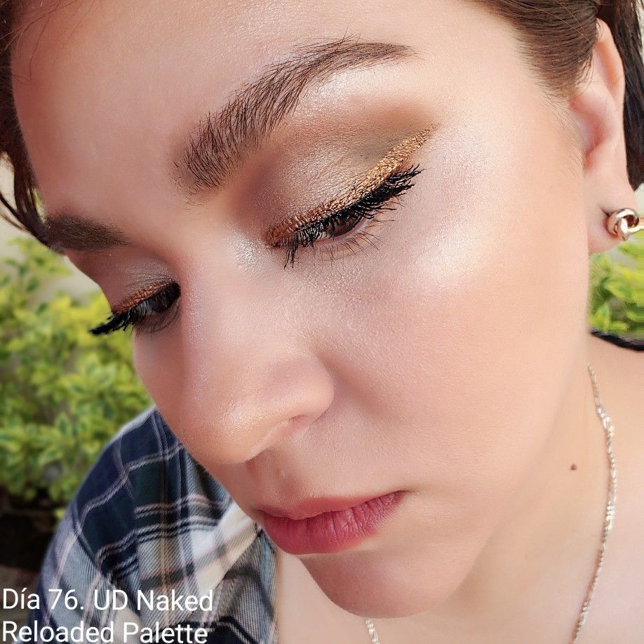 Urban Decay Naked Reloaded Palette: Anteprima e Swatch
