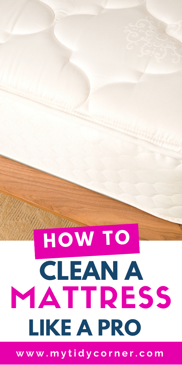 How To Get Sweat Smell Out Of A Mattress