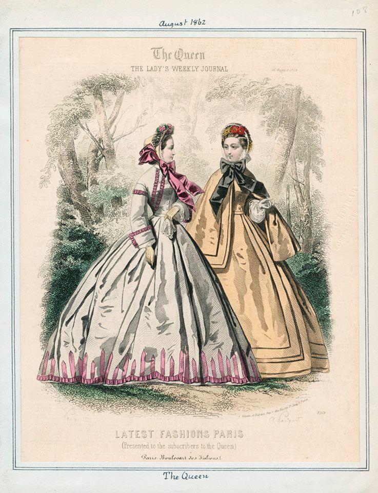 The Queen, August 1864