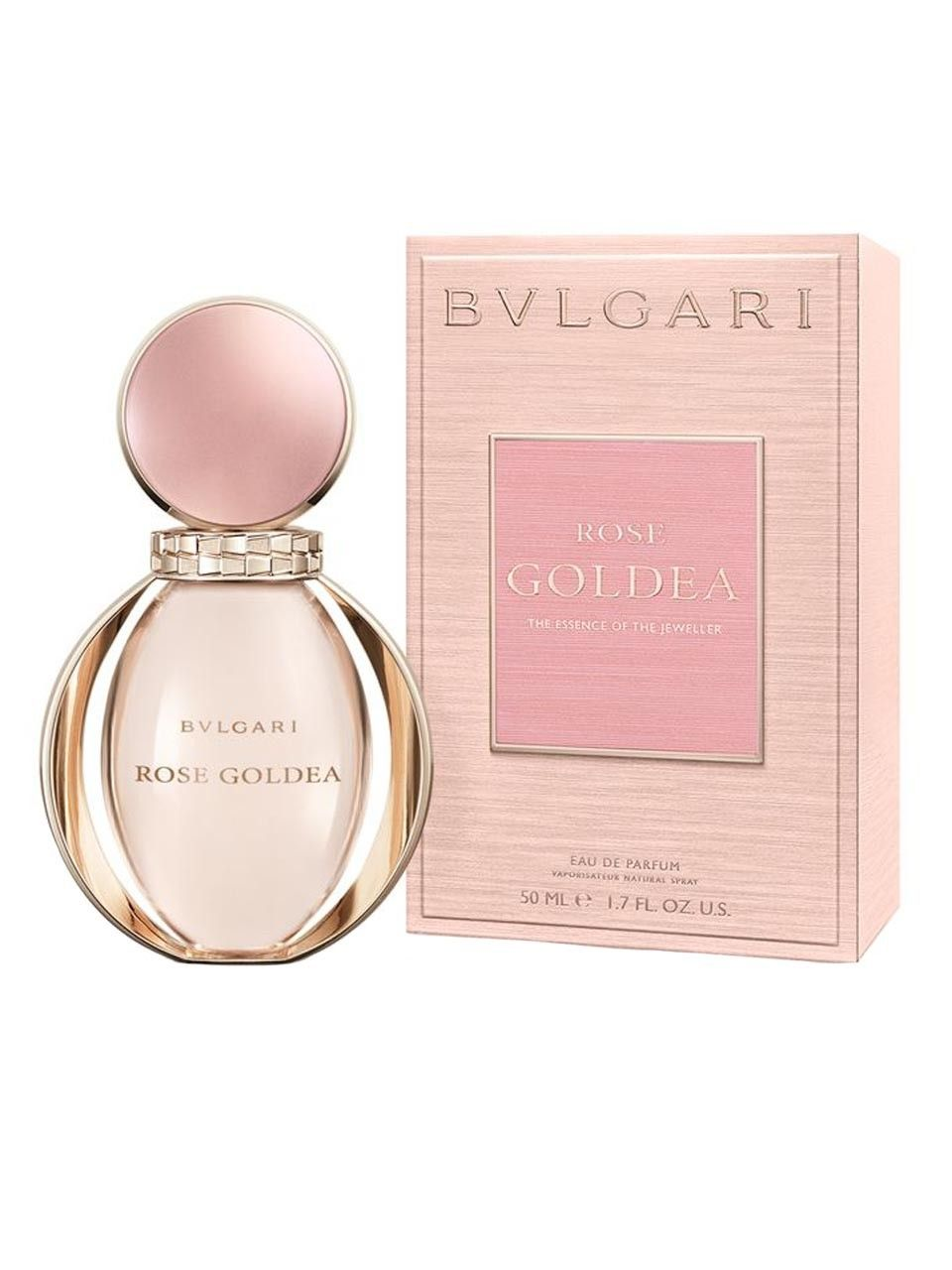 Bulgari Rose Goldea 2016 Fragrances Bvlgari Rose