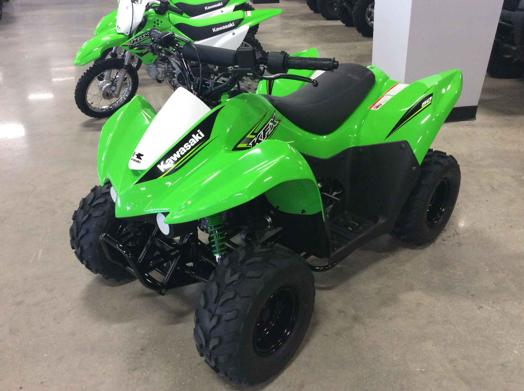 new 2017 kawasaki kfx 50 atvs for sale in new jersey. 2017