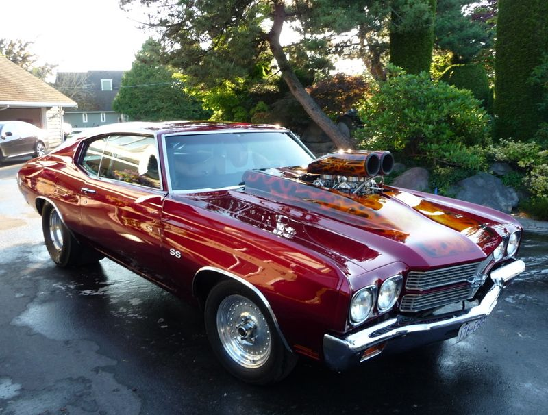 1970 Chevrolet Chevelle. For sale by owner , click the Link for ...