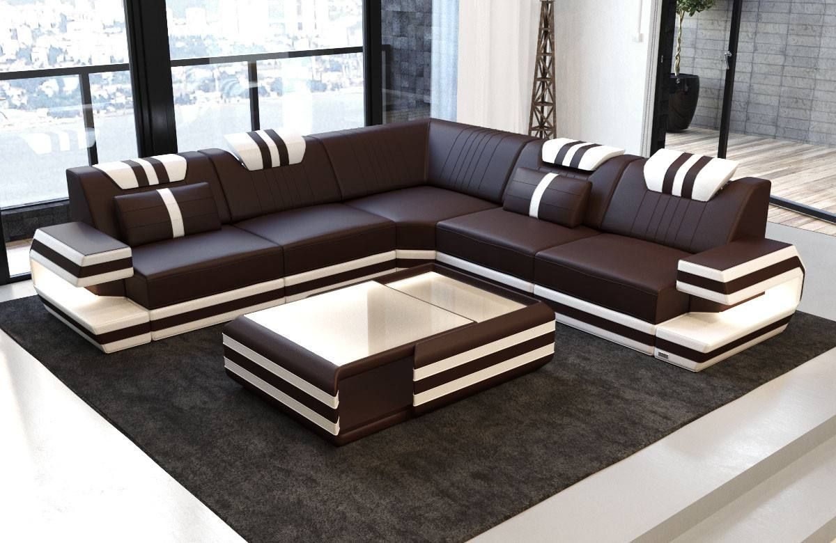 Design Sectional Sofa San Antonio L Shape With Led Lights Corner Sofa Design L Shaped Sofa Designs Modern Sofa Designs