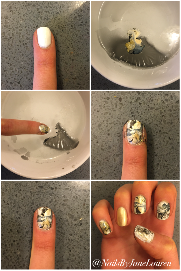 Pin By Nails By Jane Lauren On Black Nails Pinterest Nails