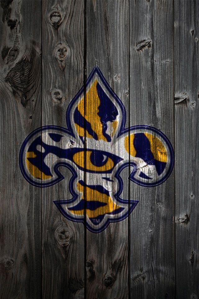 Downlaod lsu iphone wallpaper
