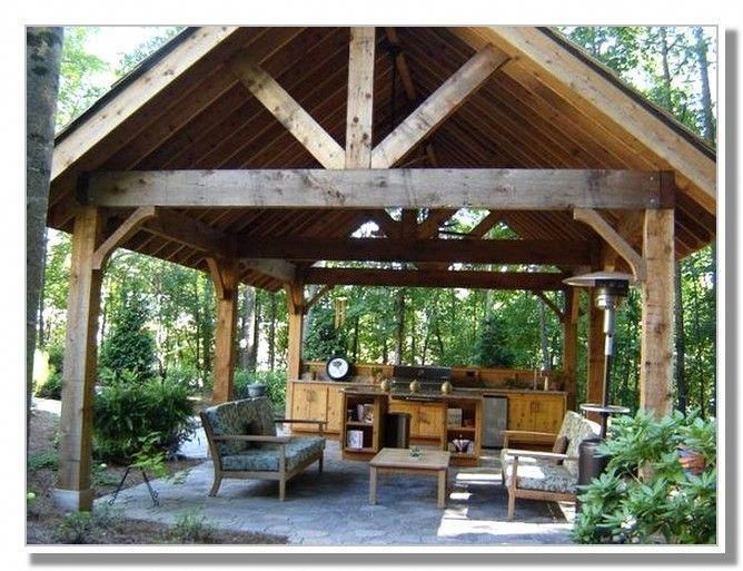 7 Most Attractive Wood Pergola Kits - Best Design & Ideas #pergolakits - 7 Most Attractive Wood Pergola Kits - Best Design & Ideas