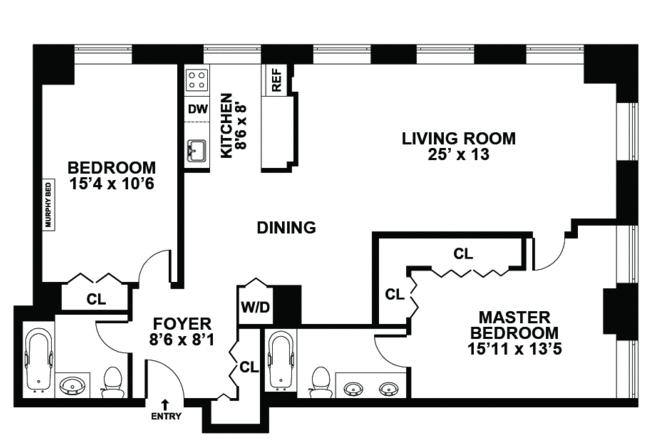 Garage Conversion To 2 Bedroom Home Bedroom Garage Apartment