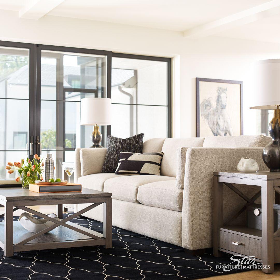 Trisha Yearwood Atlanta Sofa Simple