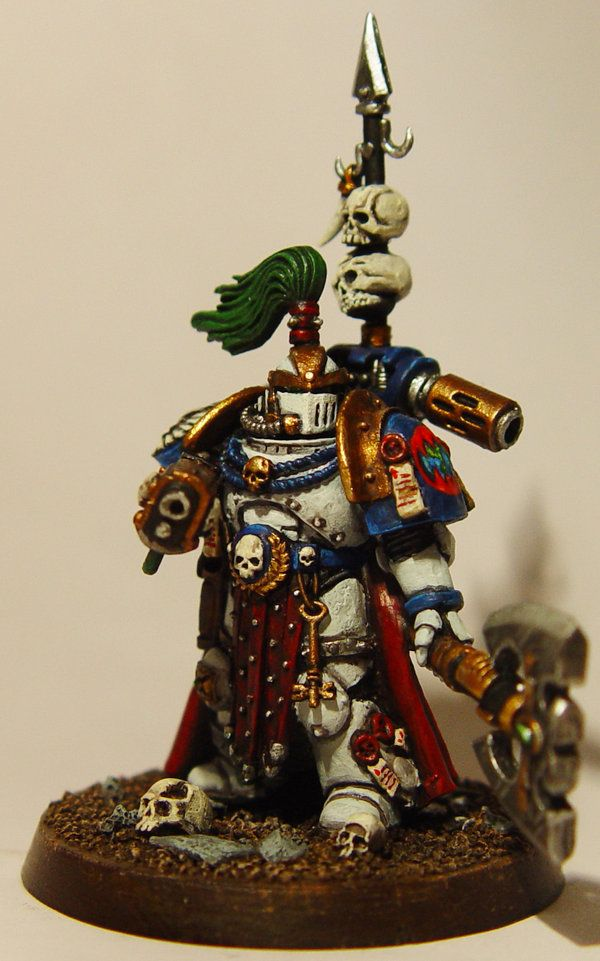 Pre Heresy World Eater Kharn by cyphercodicer2.deviantart ...