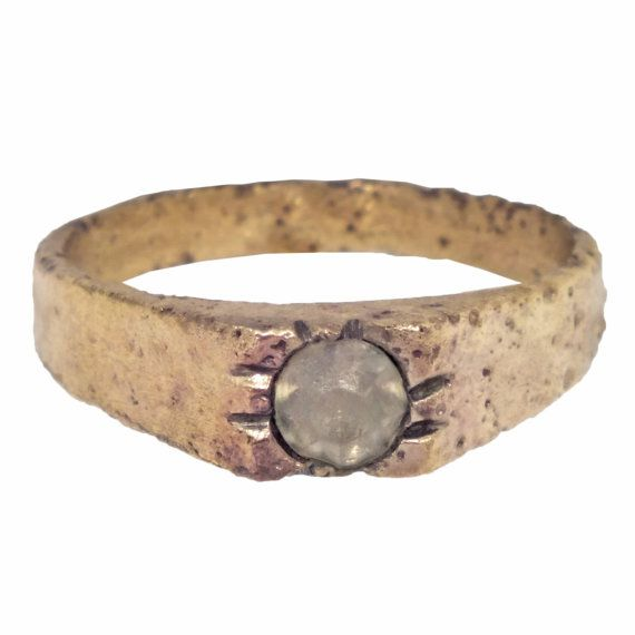 Medieval Womens Wedding Ring C13th15th Century by ...