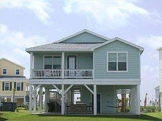 Galveston Beach House Anne Marie At Pointe West