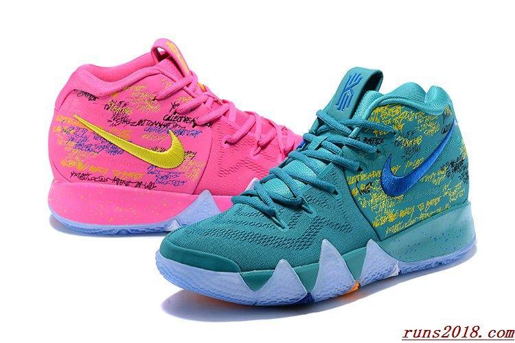 3867e4b45fdd Nike Kyrie 4 Christmas