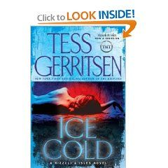 Just finished this one recently, and although Tess Gerritsen is one of my favorite authors, I didn't like this book as much as I've liked some of her others.