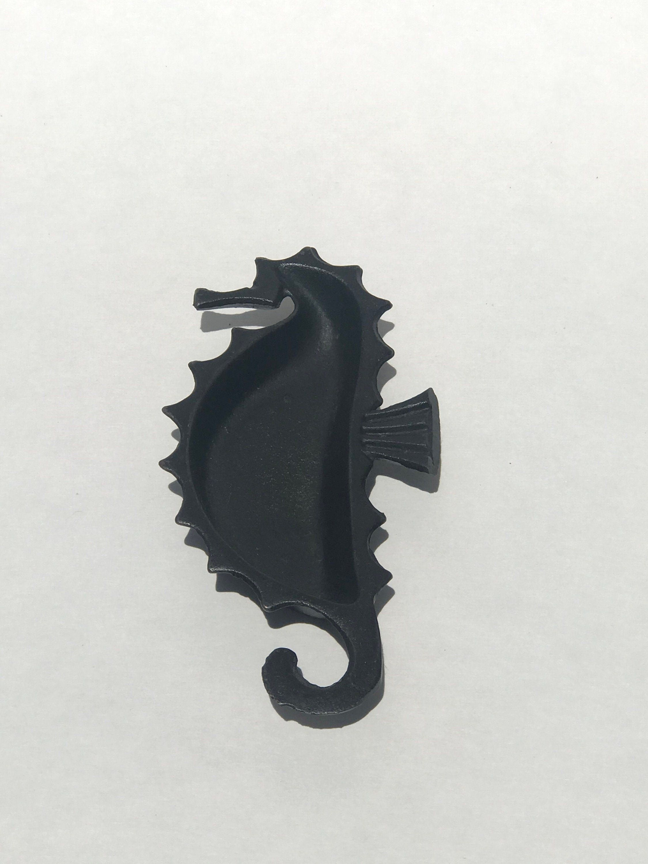 Vintage Cast Iron Seahorse