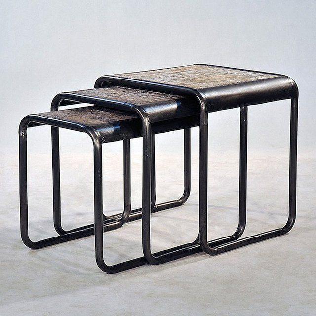 Fancy - Industrial Nesting Tables