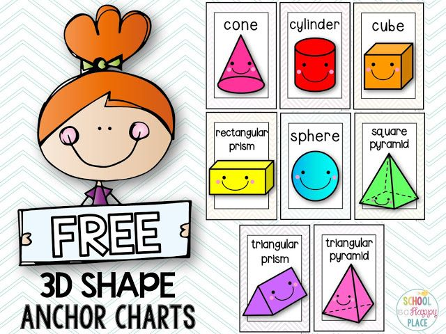 School Is a Happy Place: You Better Shape Up: Activities for