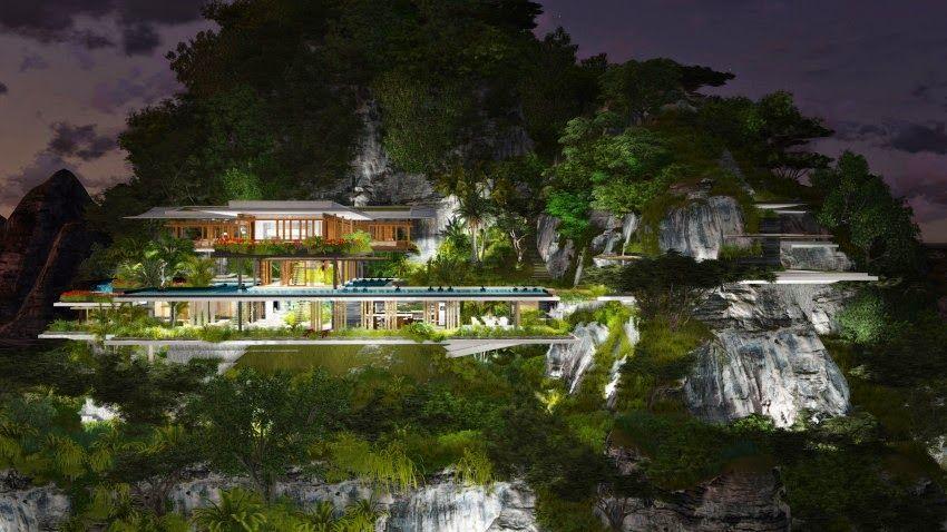 Decoração Inside And Out Design De Casa Arquitetura De