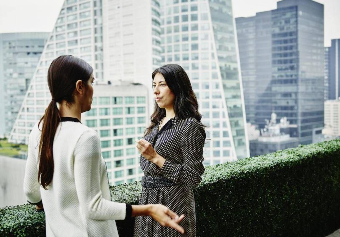 Avoir un mentor au travail change le regard que vous portez sur ...