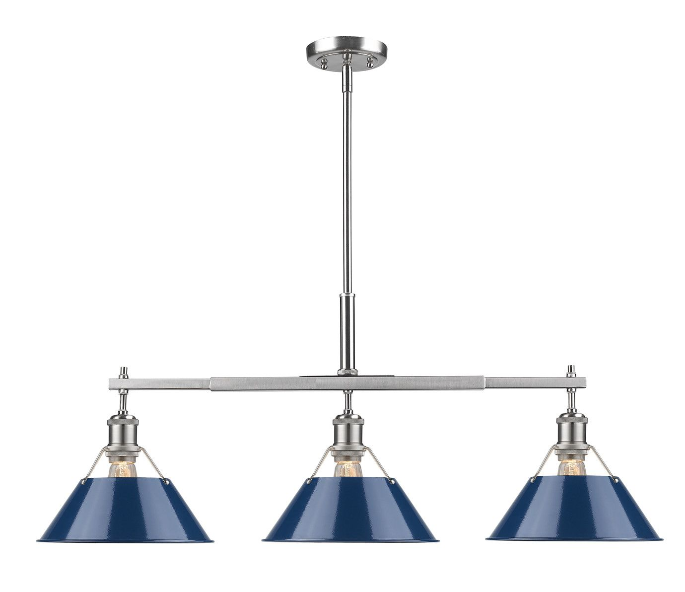 Weatherford linear light kitchen island pendant products