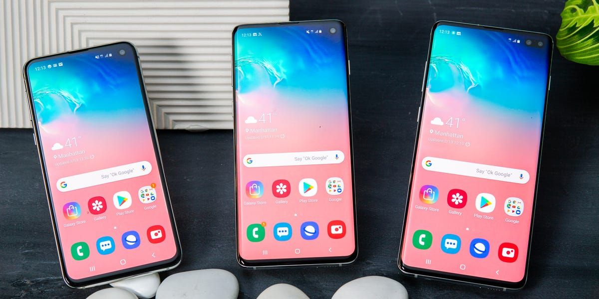 How To Record Audio On A Samsung Galaxy S10 Using Its Built In Voice Recorder With 3 Different Modes Samsung Samsung Galaxy Galaxy