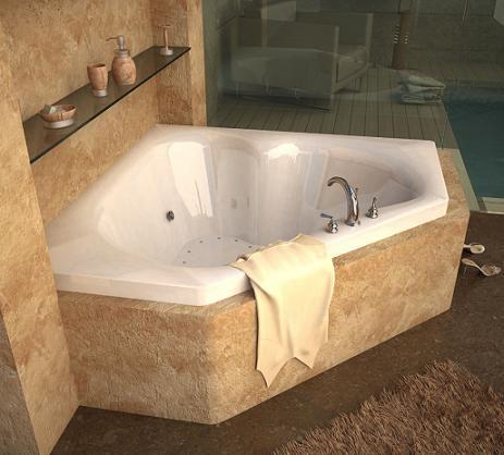 Bath Tub For My Bay Window
