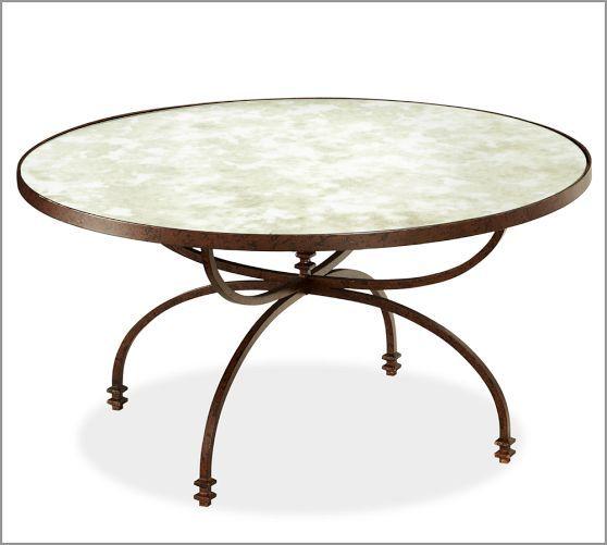 Willow Coffee Table Pottery Barnmetal