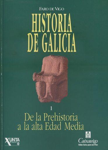 Historia de Galicia / dirección, Ramón Villares