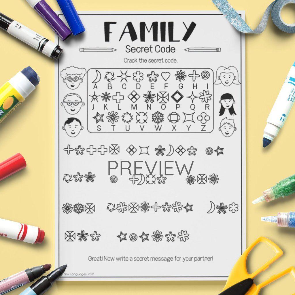 Family Secret Code