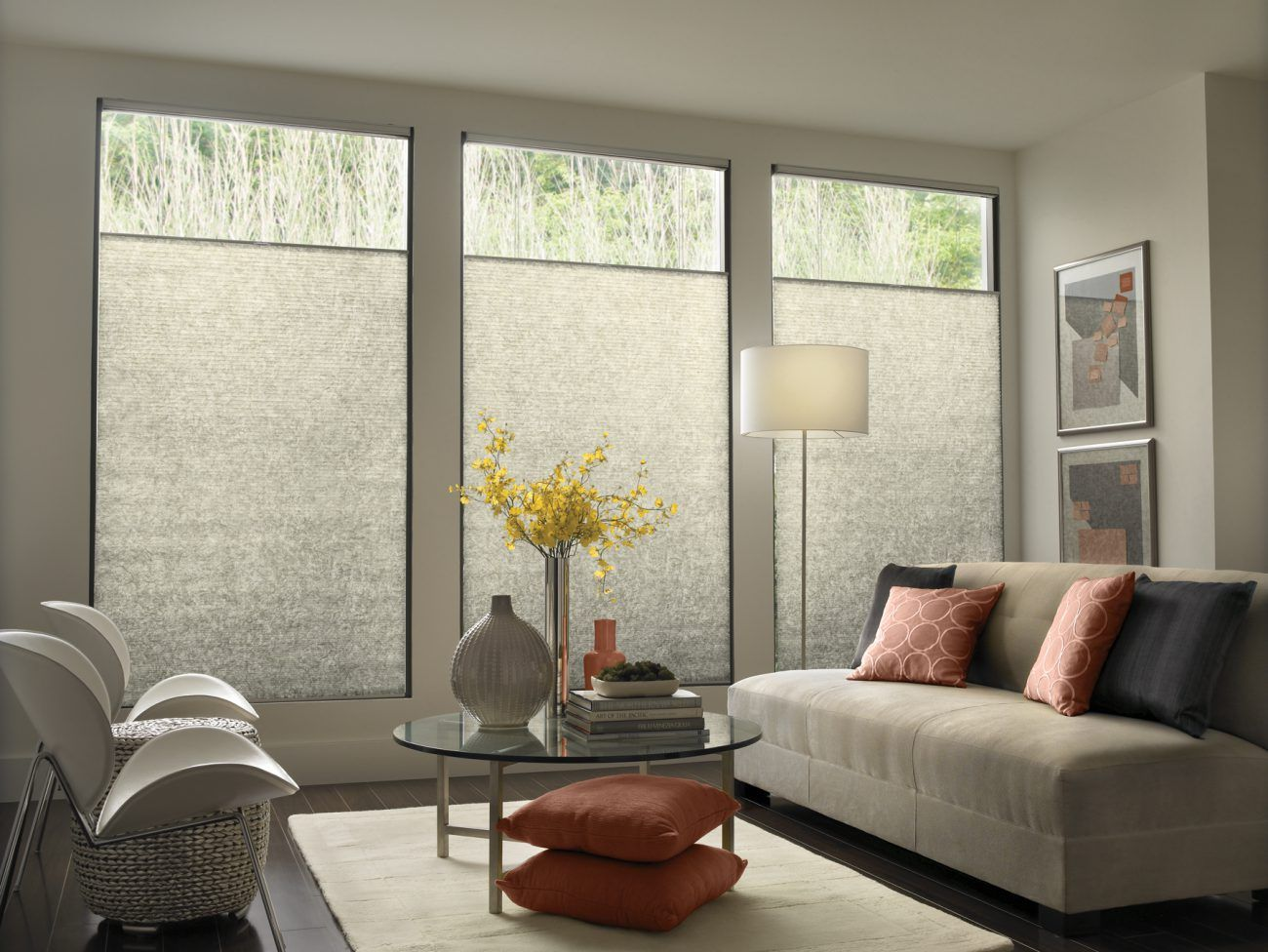 25 Best Ideas About Contemporary Window Treatments On Pinteres