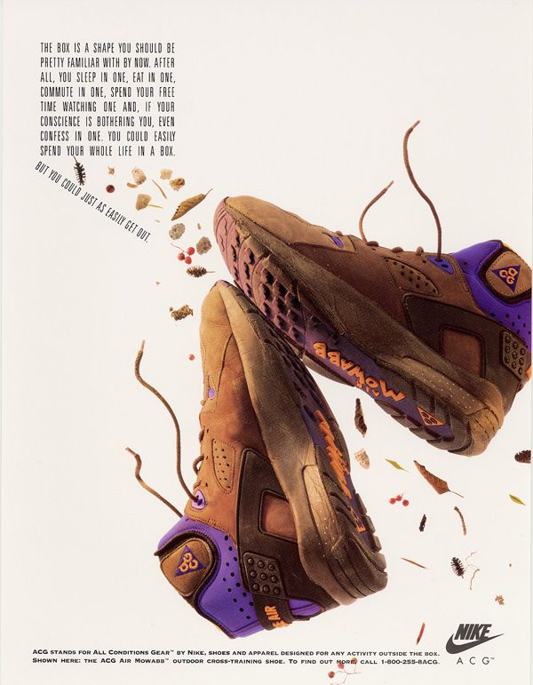 online retailer c3bc5 4979c Nike ACG Retrospective - my favorite sneakers in 9th grade