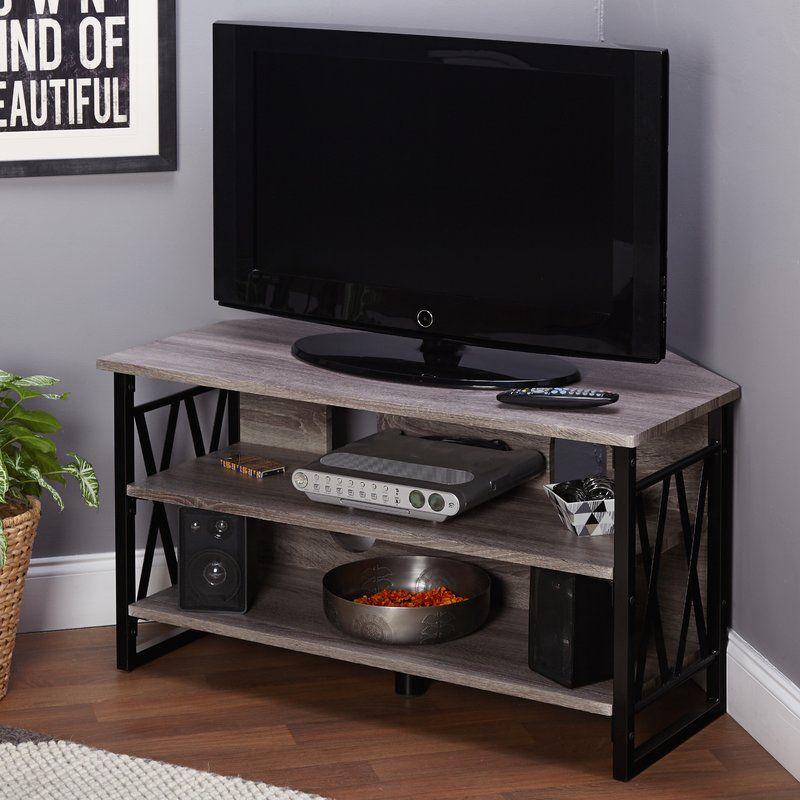 Pinion Corner 40 Tv Stand Wood Corner Tv Stand Corner Tv Stands Corner Tv 40 inch tv stand