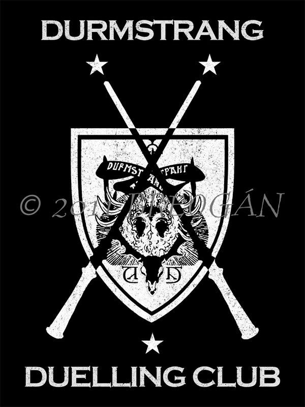 Durmstrang Duelling Club Tee Fandom Tshirts Quidditch Shirt Hogwarts Trunk It is located in the northernmost regions of norway or sweden. pinterest