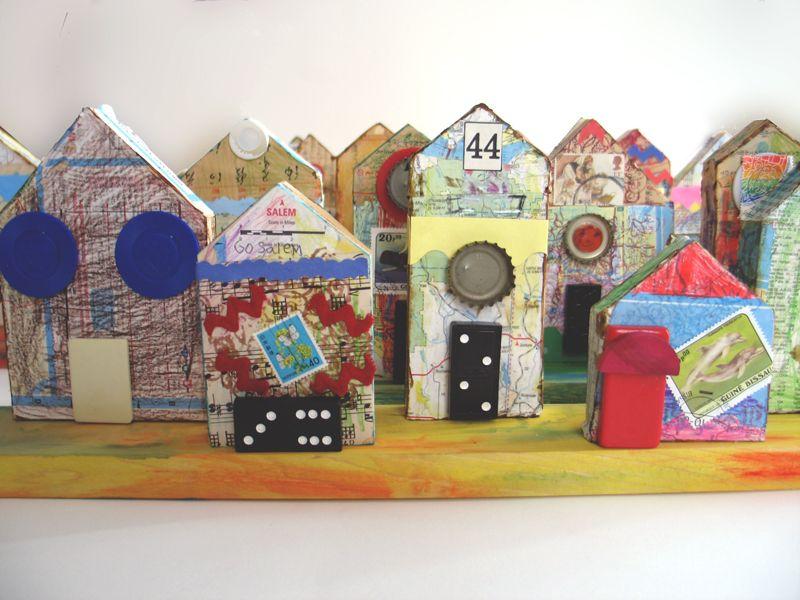 School Auction 2nd Grade Class Artwork Diy Studio Maps