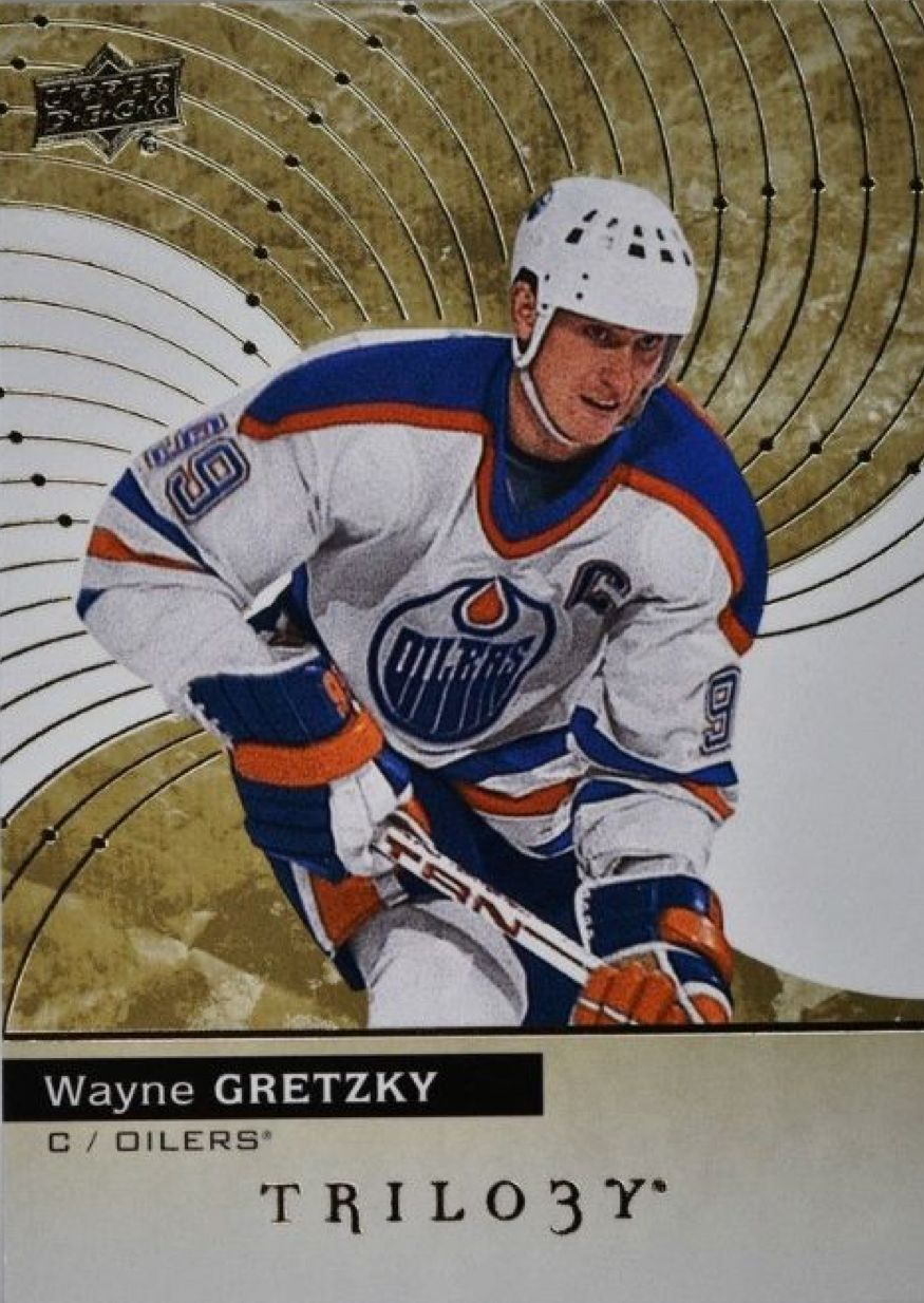 Pin By Robert Darrow On Hockey Cards Wayne Gretzky Nfl Fans Hockey Cards