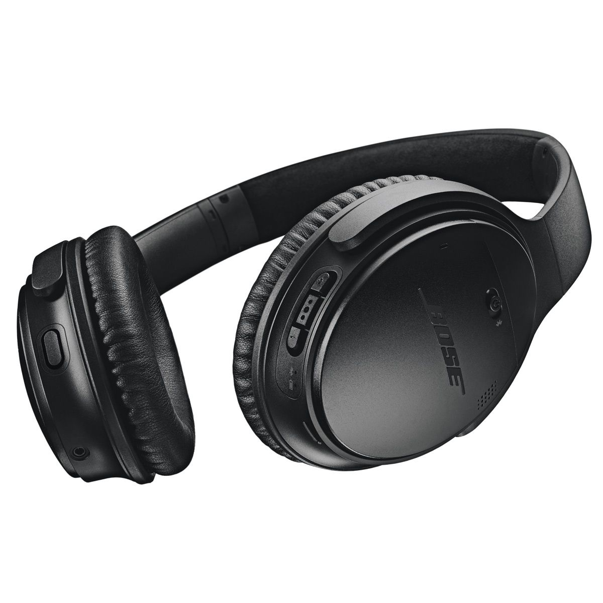 Details About Bose Quietcomfort 35 Wireless Noise Cancelling Headphones Ii In 2020 Bluetooth Noise Cancelling Headphones Noise Cancelling Headphones Wireless Noise Cancelling Headphones