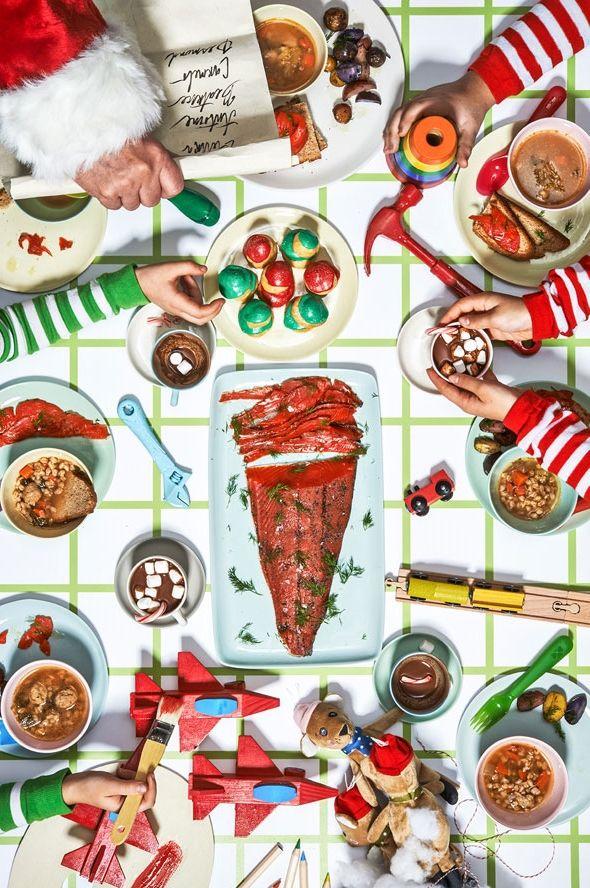 17+ Christmas eve dinner clipart ideas