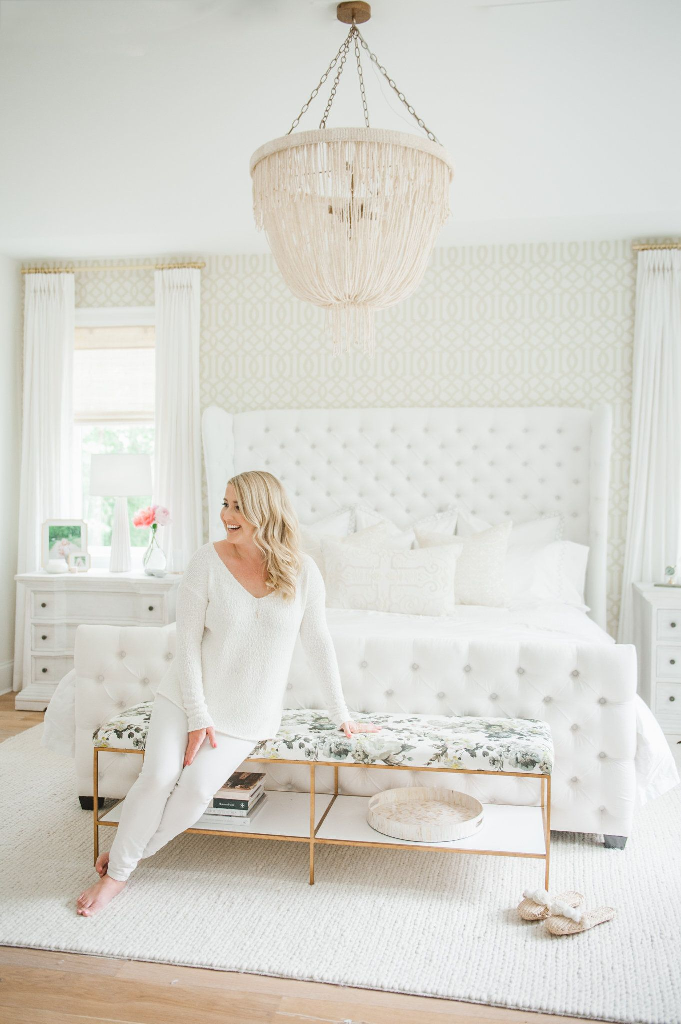 Master bedroom dimensions  Our Bedroom Reveal  Home Decor  Pinterest  Bedrooms Master