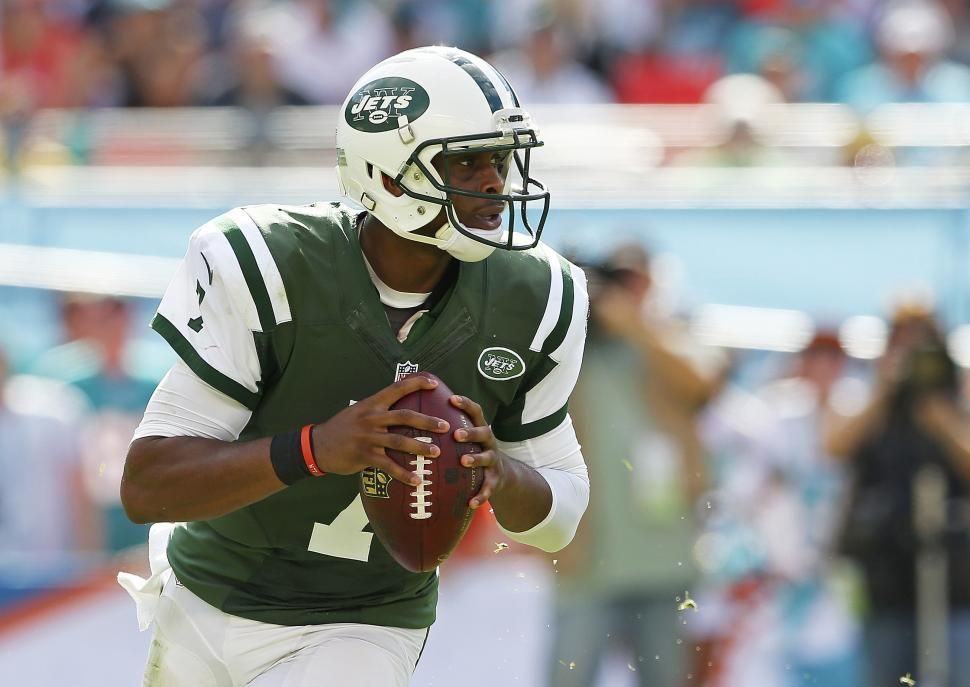 Geno Smith will likely be competing for a starting job next season.