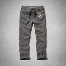 A&F 經典款運動褲