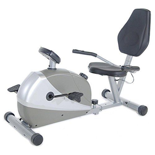 Home Gym Fitness Bike Magnetic 4825 Recumbent Exercise Bike Training Cycle Learn More By Visitin Recumbent Bike Workout Biking Workout Exercise Bike Reviews
