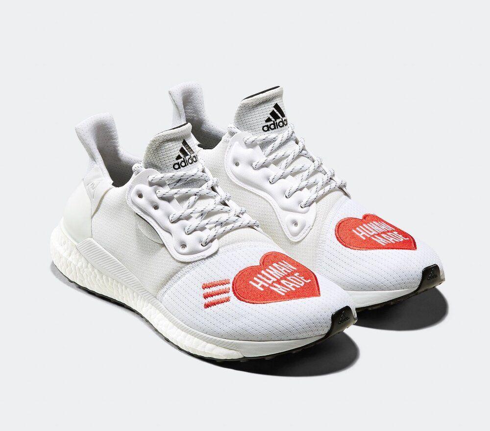Pharrell x adidas Solar Hu Human Made
