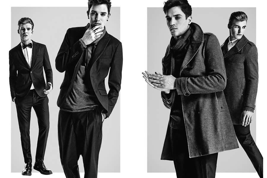Antony Morato AutumnWinter 2012 Men's Advertising Campaign