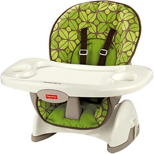 Baby Chairs For Eating Small Rocking Infant Feeding Booster Portable Seat Fisher Price Safety Chair Green
