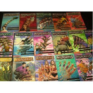 The Animorphs Series New Materials Pinterest Books And Childhood