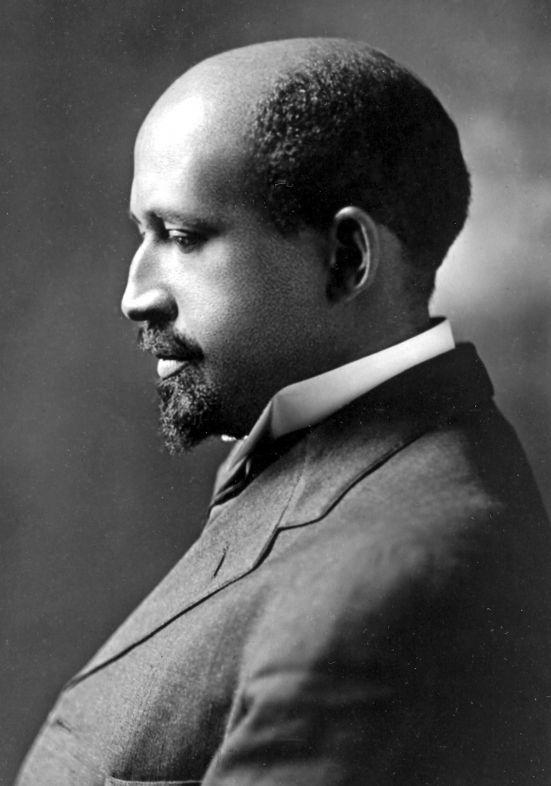 Group thinker: Du Bois in Washington, D.C., circa 1911.