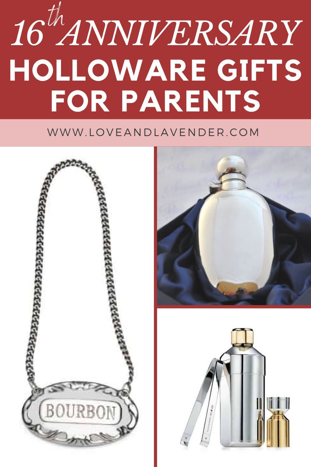 23 Anniversary Gifts For Your Sweet 16th Year 18th Anniversary Gifts Anniversary Gifts 23rd Anniversary Gifts