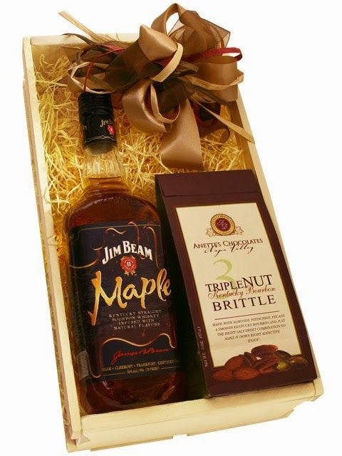 Jim Beam Maple Bourbon Gift Set - Product Code: O13100150 One of the world's finest bourbon now with the rich taste of maple. Jim Beam expert distillers ...