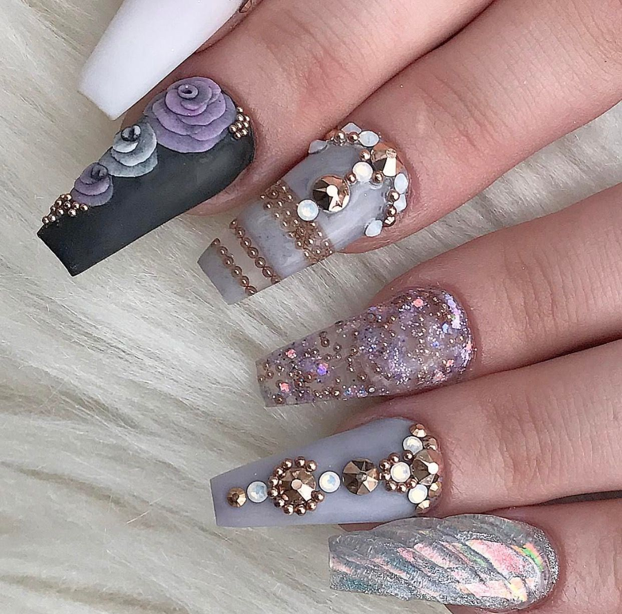 Happy Stars Shine The Brightest -{ Maybeanothername }× | Nails on ...