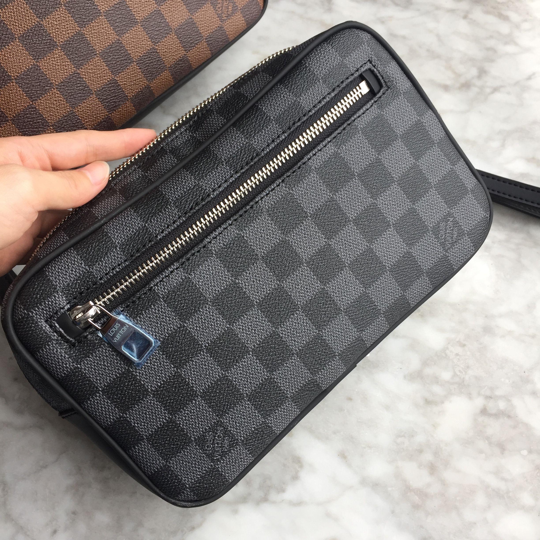 Louis Vuitton Man Clutch Purse Bolso De Mano Hombre Carteras Monederos Bolsos Para Hombre
