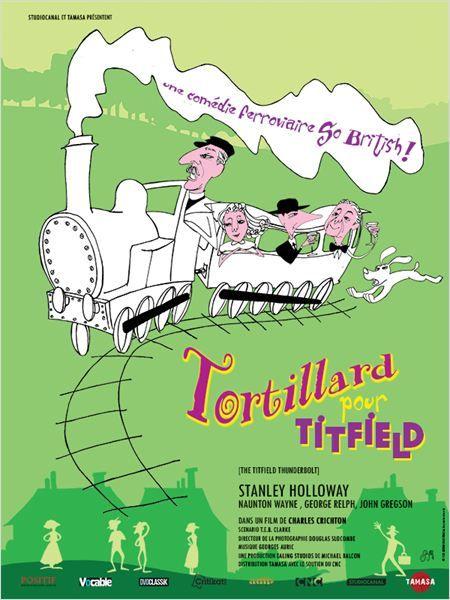 Tortillard pour Titfield: http://my-strapontin.com/film/tortillard-pour-titfield #TortillardPourTitfield